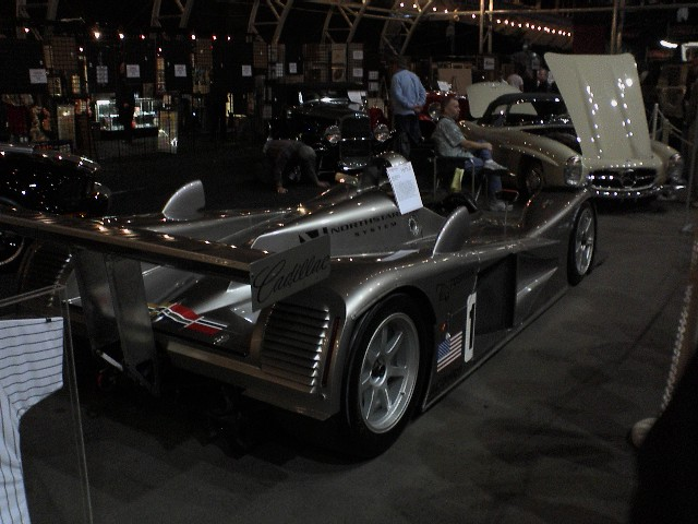 Cadillac LMP